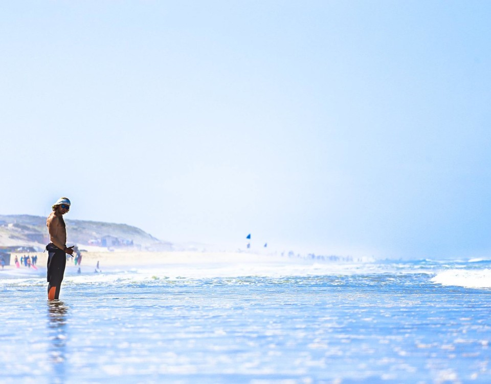 Bonnes conditions pour surfer